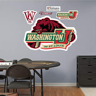 Washington University in St. Louis Bears Logo