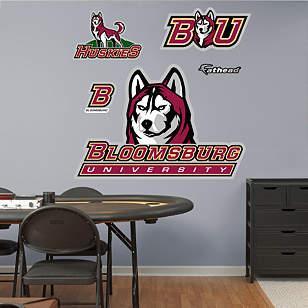 Bloomsburg Huskies Logo