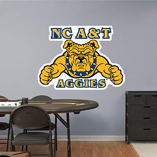 North Carolina State A&T Aggies Logo