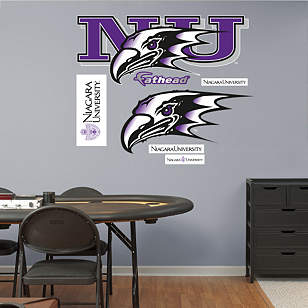 Niagara Purple Eagles Logo