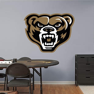 Oakland Golden Grizzlies Alternate Logo