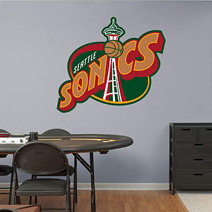 Seattle SuperSonics Classic Logo