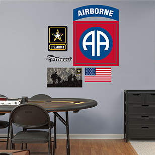 82nd Airborne Insignia Logo
