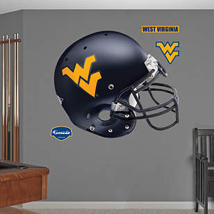 West Virginia Mountaineers Helmet