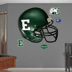 Eastern Michigan University Helmet