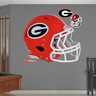 Georgia Bulldogs 2012 Helmet
