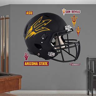 Arizona State Sun Devils Black Helmet