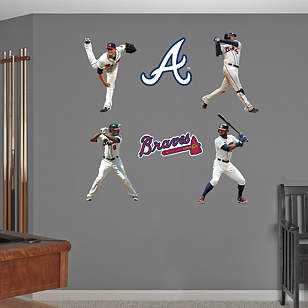 Atlanta Braves Power Pack