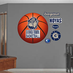 Georgetown Hoyas Basketball Logo