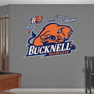 Bucknell Bison Logo