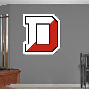 Denison Big Red Logo