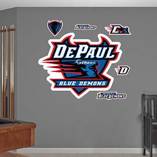 DePaul Blue Demons Logo