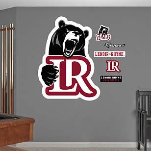 Lenoir-Rhyne Bears Logo