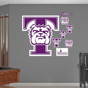 Truman State Bulldogs Logo