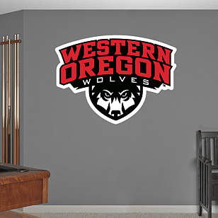 Western Oregon Wolves Logo
