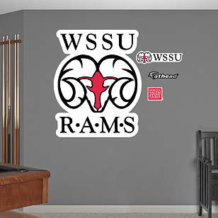 Winston-Salem State Rams Logo