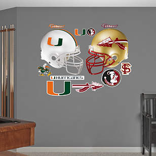 Miami - Florida State Rivalry Pack