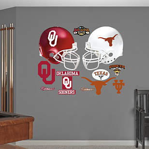 Texas - Oklahoma Rivalry Pack