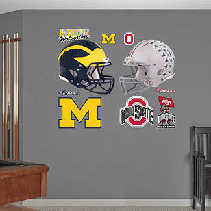 Ohio State - Michigan Rivalry Pack