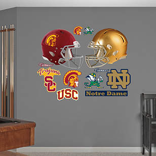 USC - Notre Dame Rivalry Pack