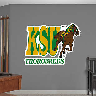 Kentucky State Thorobreds Logo