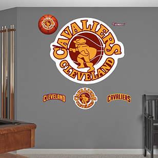 Cleveland Cavaliers Retro Logo