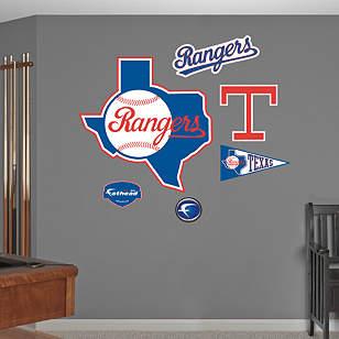 Texas Rangers Classic Logo