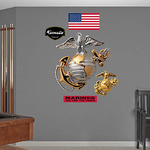 USMC Symbol - Eagle, Globe & Anchor