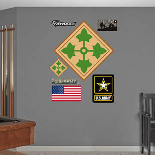 4th Infantry Insignia