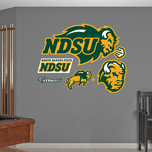 North Dakota State Bison Logo