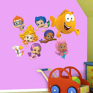 Bubble Guppies Collection