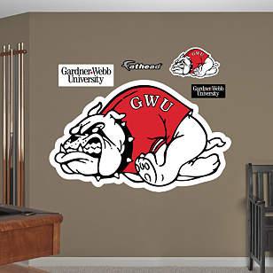Gardner Webb Bulldogs Logo