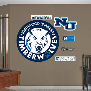 Northwood Timberwolves Logo