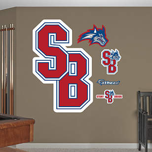 Stony Brook Seawolves Logo