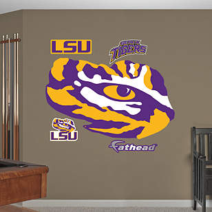 LSU - Eye of the Tiger Logo