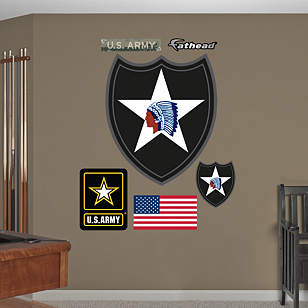 2nd Infantry Insignia