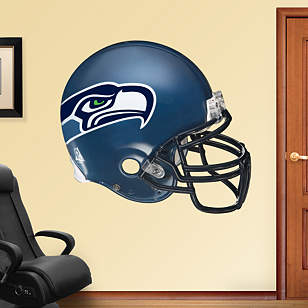 Seattle Seahawks Helmet