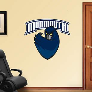 Monmouth Hawks Logo