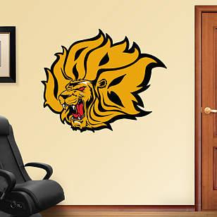 Arkansas Pine Bluff Golden Lions Logo