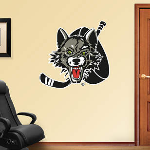 Chicago Wolves Logo