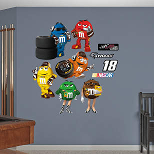 Kyle Busch #18 M&M's Pit Crew Collection