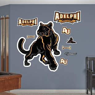 Adelphi Panthers Logo