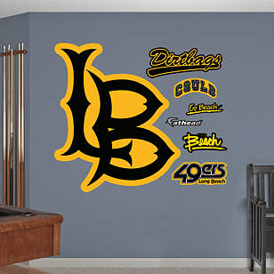 Long Beach State 49ers Logo