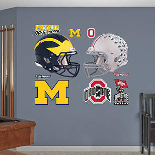 Michigan - Ohio State Rivalry Pack