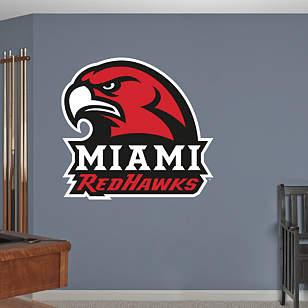 Miami Redhawks Logo