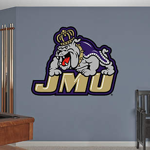 James Madison Dukes Logo