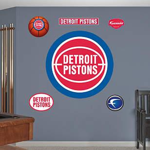 Detroit Pistons Classic Logo