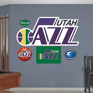 Utah Jazz Classic Logo