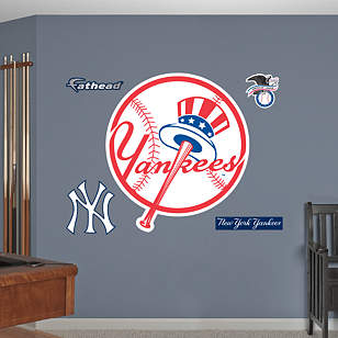New York Yankees Circle Logo