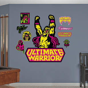 Ultimate Warrior Logo